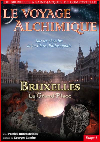 """Vidéos """"le Voyage Alchimique"""" Bruxel10"""