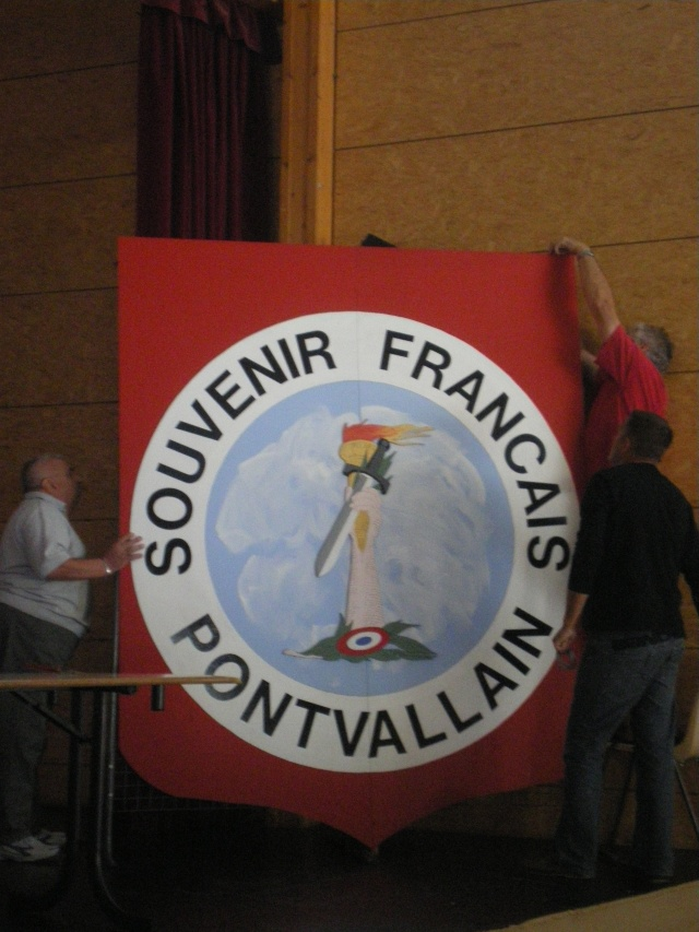 Congrés du Souvenir Français à Pontvallain . Imgp6114