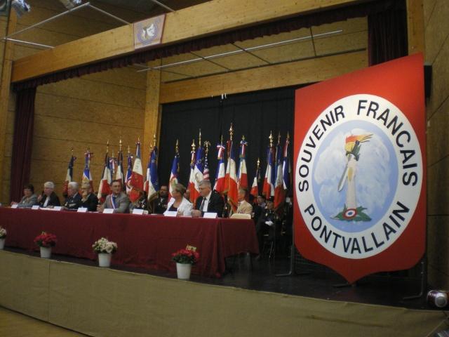 Congrés du Souvenir Français à Pontvallain . Imgp6121