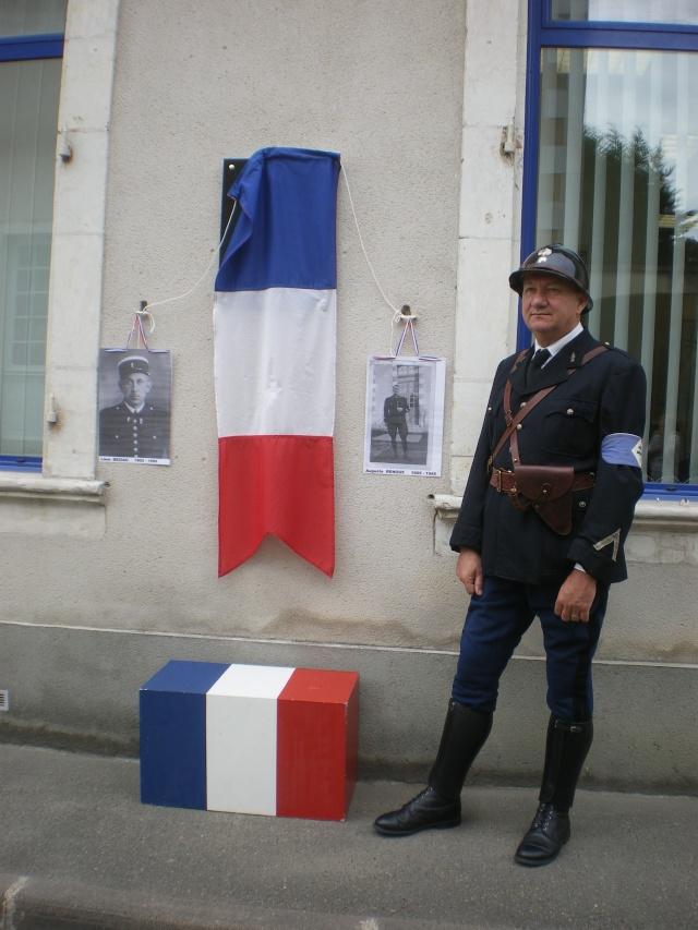 Congrés du Souvenir Français à Pontvallain . Imgp6124