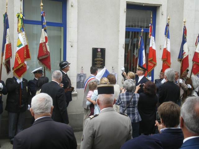 Congrés du Souvenir Français à Pontvallain . Imgp6211