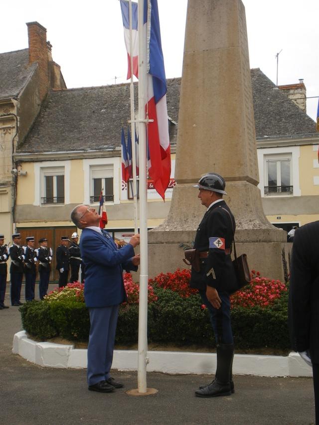Congrés du Souvenir Français à Pontvallain . Imgp6213