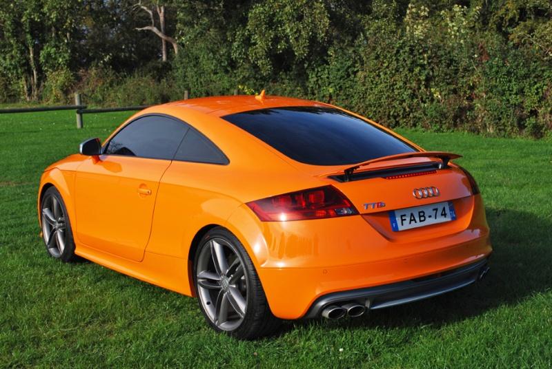 TTS Orange Magma Tts-we20