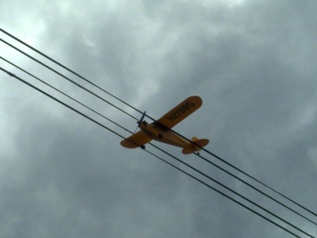 Parkzone Piper J-3 Cub bnf - Page 2 13082010