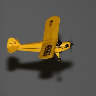 Parkzone Piper J-3 Cub bnf Pkz39013