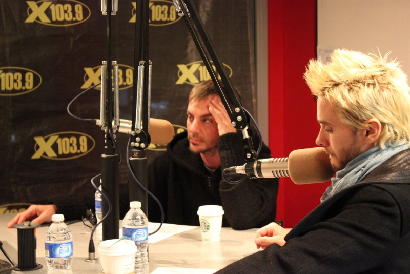 30STM en Radio X103.9 FM Img_0110