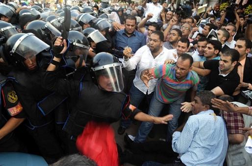 Revolta in Egipt Egy110