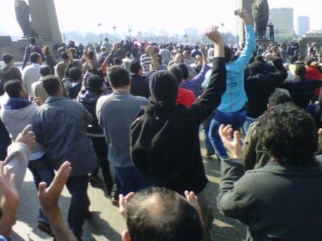 Revolta in Egipt Egy210