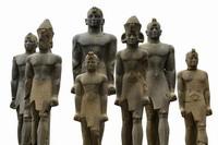 Tragicul sfarsit al faraonilor negri Faraon10