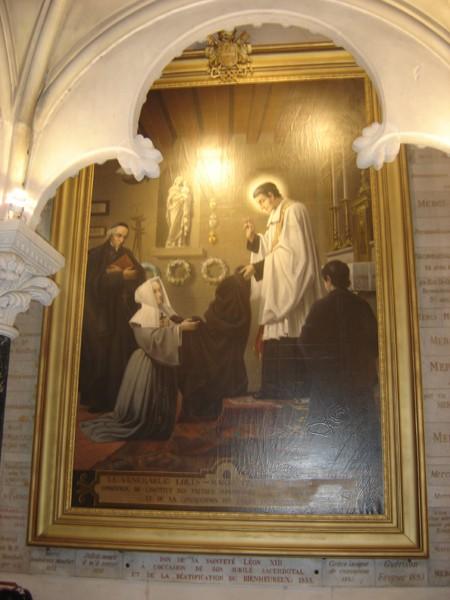Los kuv coj nej mus xyuas tus Leej Ntshiab Saint Louis Grignion-Marie de Montfort  Dsc07514