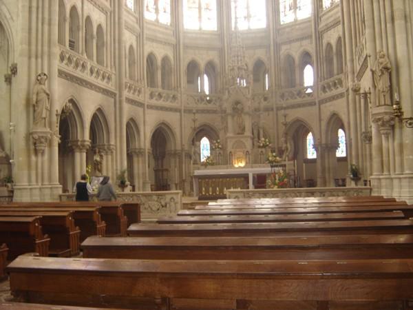 Los kuv coj nej mus xyuas tus Leej Ntshiab Saint Louis Grignion-Marie de Montfort  Dsc07521