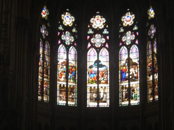 Los kuv coj nej mus xyuas tus Leej Ntshiab Saint Louis Grignion-Marie de Montfort  Dsc07522