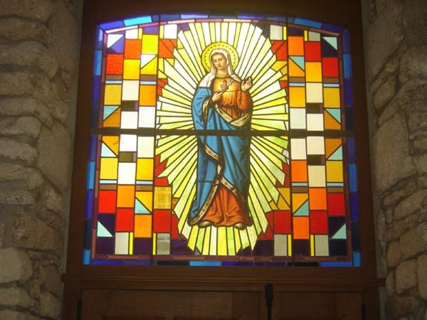 Los kuv coj nej mus xyuas tus Leej Ntshiab Saint Louis Grignion-Marie de Montfort  Dsc07540