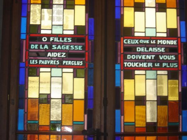 Los kuv coj nej mus xyuas tus Leej Ntshiab Saint Louis Grignion-Marie de Montfort  Dsc07543