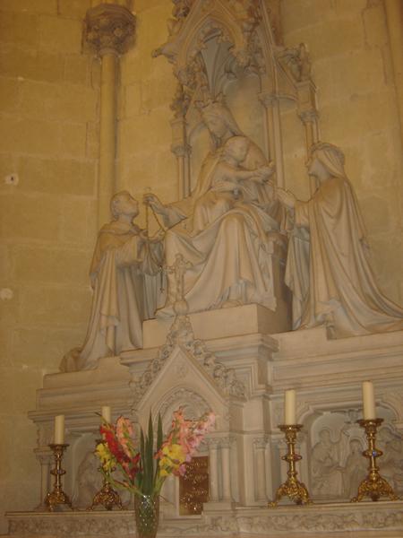 Los kuv coj nej mus xyuas tus Leej Ntshiab Saint Louis Grignion-Marie de Montfort  Dsc07546