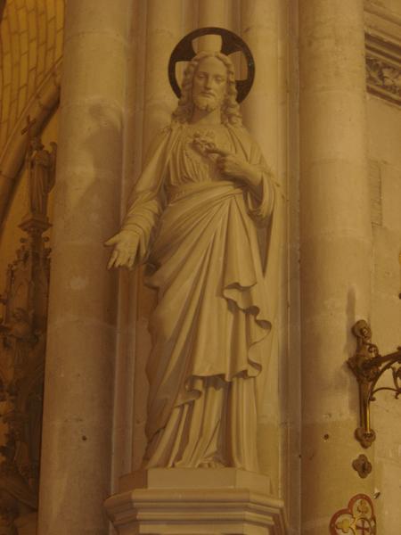Los kuv coj nej mus xyuas tus Leej Ntshiab Saint Louis Grignion-Marie de Montfort  Dsc07547
