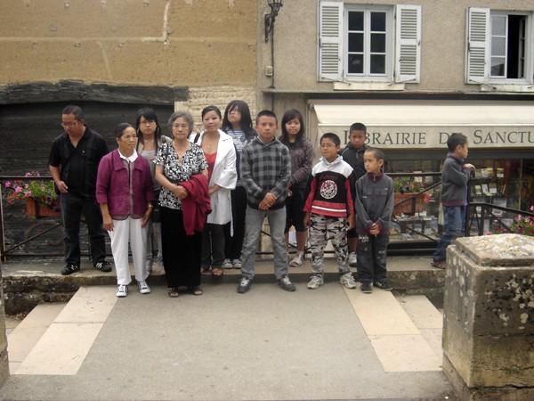 Saub Siab mus xyuas Saint Curé d'Ars  2010 Dsc07718