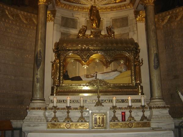 Saub Siab mus xyuas Saint Curé d'Ars  2010 Dsc07722