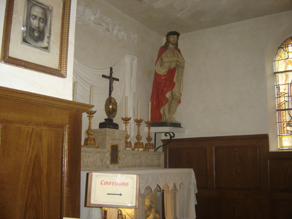 Saub Siab mus xyuas Saint Curé d'Ars  2010 Dsc07727