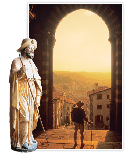 Taug  Hauv Paus Xa Lus Yas Kos txoj KEV  ( LEEJ NTSHIAB YAS KOS TUS HLOB), Route de St.Jacques de Compostelle - Page 2 Montag10