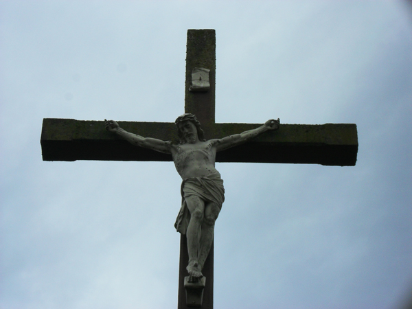 Los kuv coj nej mus xyuas tus Leej Ntshiab Saint Louis Grignion-Marie de Montfort  Sdc11715