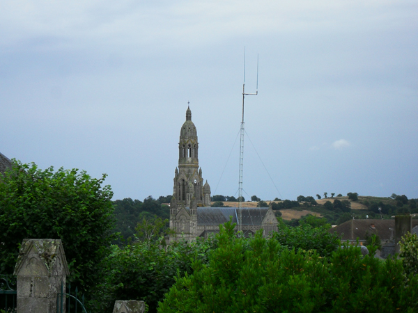Los kuv coj nej mus xyuas tus Leej Ntshiab Saint Louis Grignion-Marie de Montfort  Sdc11717