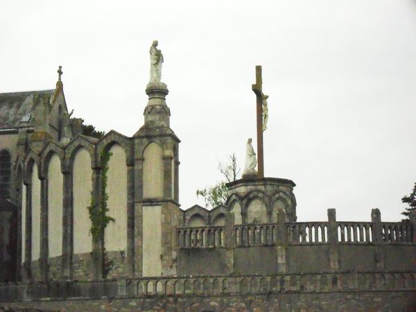 Los kuv coj nej mus xyuas tus Leej Ntshiab Saint Louis Grignion-Marie de Montfort  Sdc11720