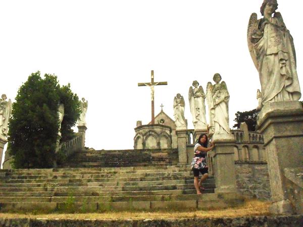 Los kuv coj nej mus xyuas tus Leej Ntshiab Saint Louis Grignion-Marie de Montfort  Sdc11721