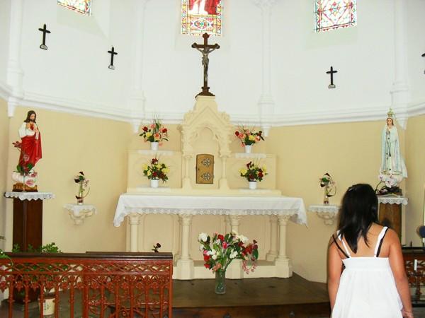 Los kuv coj nej mus xyuas tus Leej Ntshiab Saint Louis Grignion-Marie de Montfort  Sdc11723