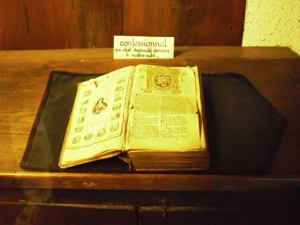 Saub Siab mus xyuas Saint Curé d'Ars  2010 Sdc11927