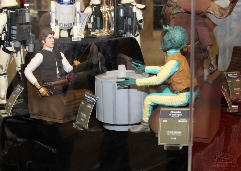 Greedo and Cantina environment 12 inch Img_0420