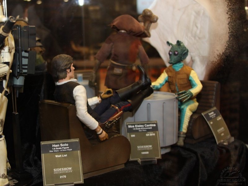 Greedo and Cantina environment 12 inch Img_0421