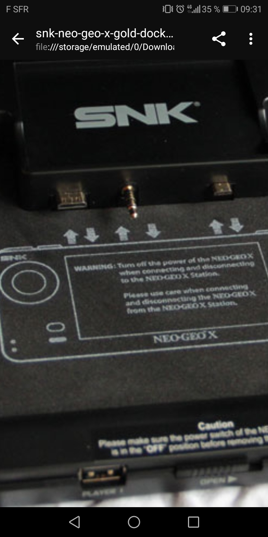 Projet Neo Geo XPi - Page 4 20190323