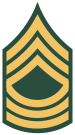 Sargento primero