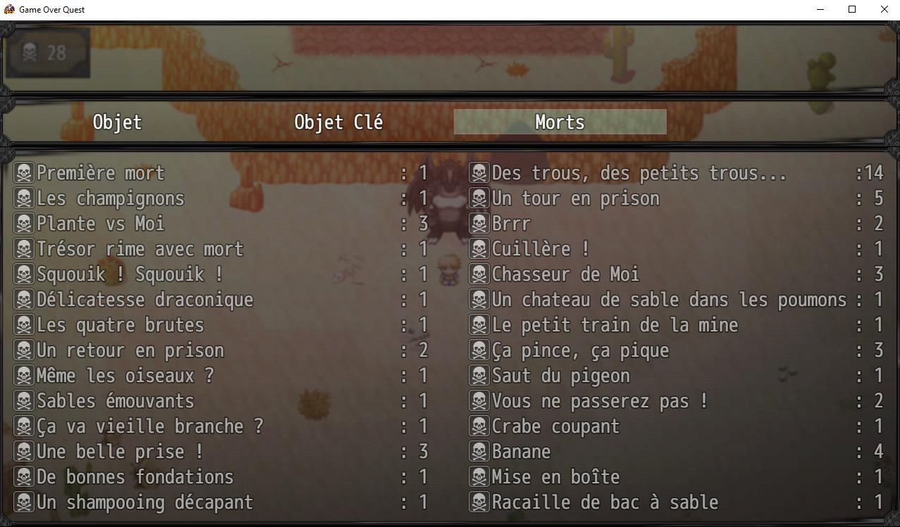 Gamer Over Quest : Le jeu où il faut mourir ! - Page 2 0510