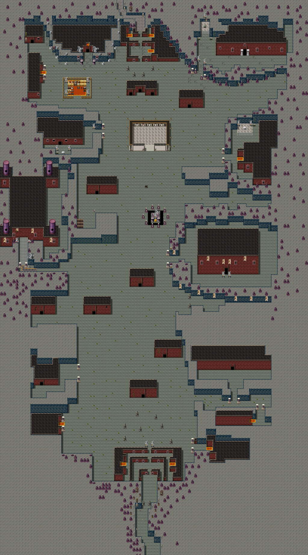 Chaos Of Race Map01510