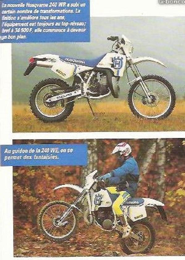 restauration shun59 husky 250 wr 1992 6f4dcf10