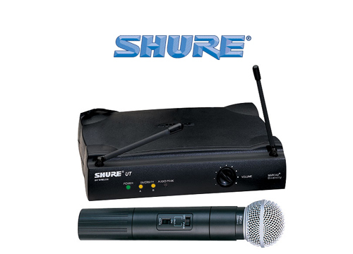 Shure Wireless SM58 UHF with Case Shure10