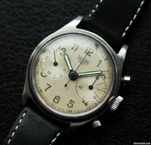 C'est Heuer, ca fait Tic-Tac mais ce n'est pas une montre ! 15592610