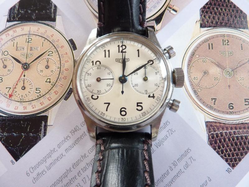 C'est Heuer, ca fait Tic-Tac mais ce n'est pas une montre ! Credit10