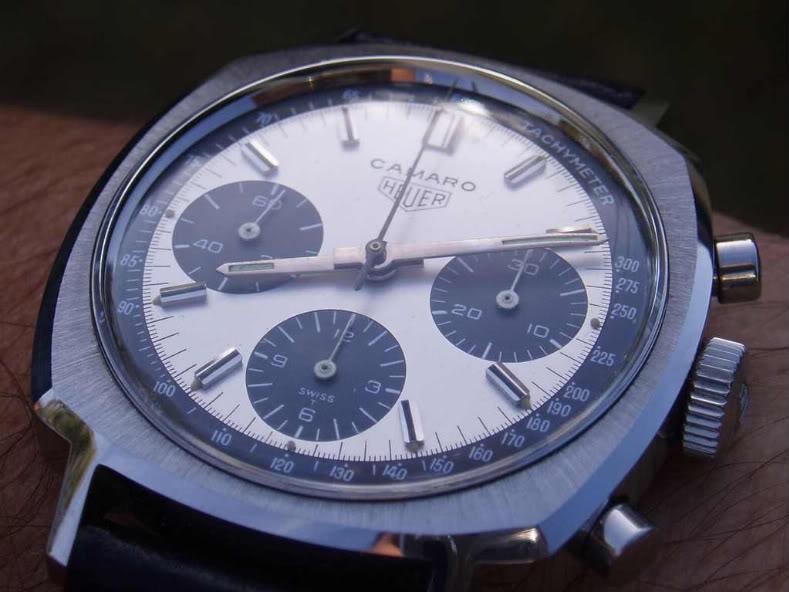 C'est Heuer, ca fait Tic-Tac mais ce n'est pas une montre ! Credit11