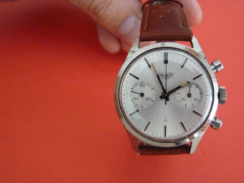 C'est Heuer, ca fait Tic-Tac mais ce n'est pas une montre ! Credut10
