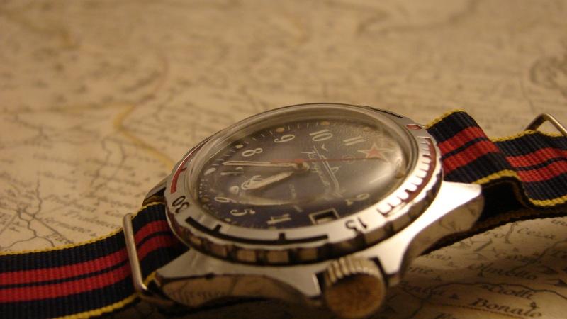 Vostok  Komandirskie 3AKA3 CCCP MO 2414 Dsc00426