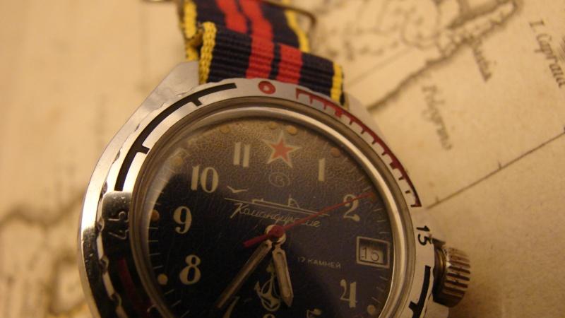 Vostok  Komandirskie 3AKA3 CCCP MO 2414 Dsc00432