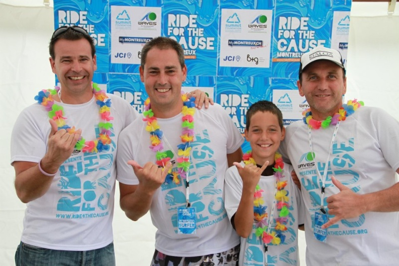 RIDE FOR THE CAUSE - 2 SEPT. 2012 43136010
