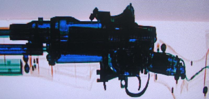 Problema con selector de tiro en M14 669 JAE-100 Kart Cut Off Lever a fondo Comple10