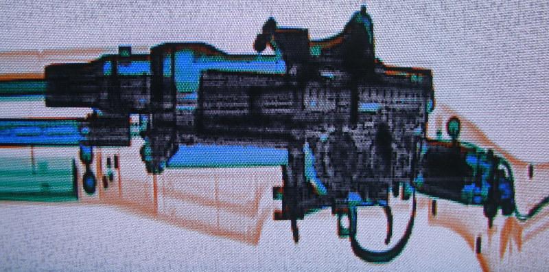 Problema con selector de tiro en M14 669 JAE-100 Kart Cut Off Lever a fondo Comple11