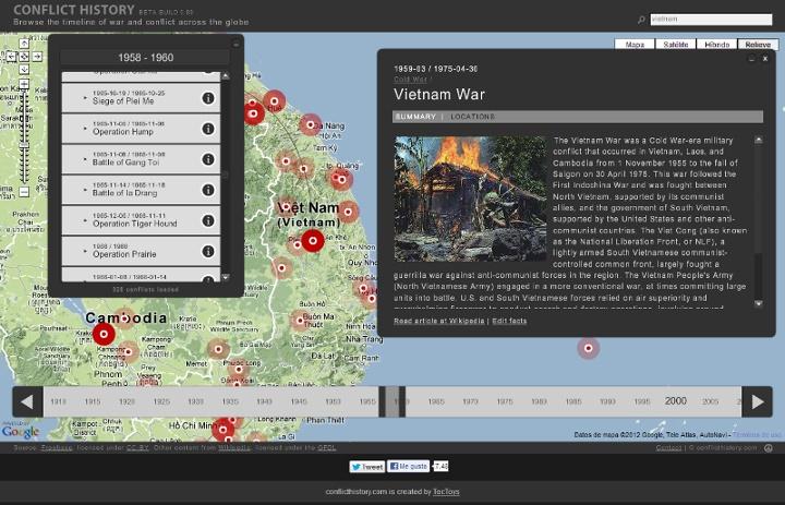 A history of conflicts (Historia de conflictos) Confli11
