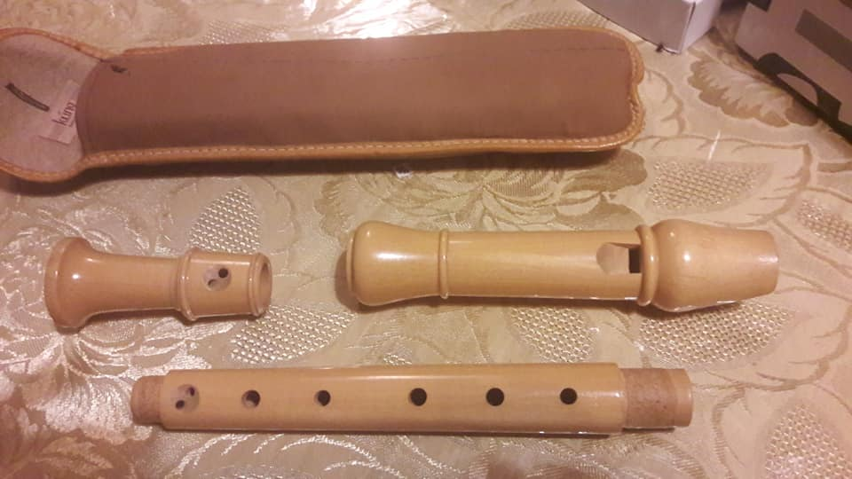 identification flute Küng  Nn10