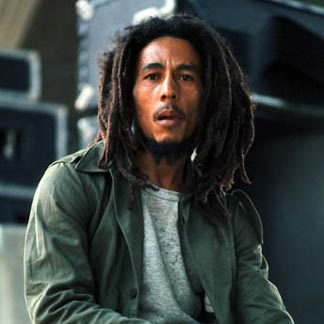 Bob Marley Trench Town Years in the squatter settlement  Bobmar11